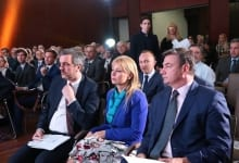 Commissioner Elżbieta Bieńkowska Visits Belgrade