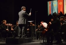 Concert By The Youth Chamber Orchestra TURKSOY