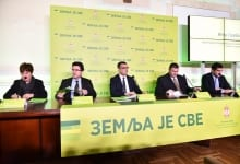 Conference at the Belgrade Faculty of Agriculture