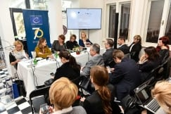 Conference For a Cohesive Europe Gender Equality and Women's Rights (10)