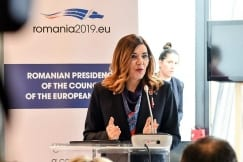 Conference For a Cohesive Europe Gender Equality and Women's Rights (2)