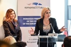 Conference For a Cohesive Europe Gender Equality and Women's Rights (3)