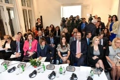 Conference For a Cohesive Europe Gender Equality and Women's Rights (7)