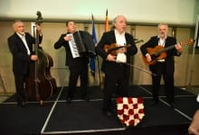 Croatian Statehood And Armed Forces Days Commemorated