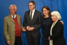 Day of German Unity Celebrated