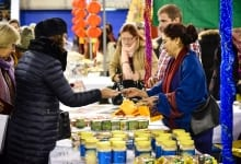 Diplomatic Charity Bazaar Held