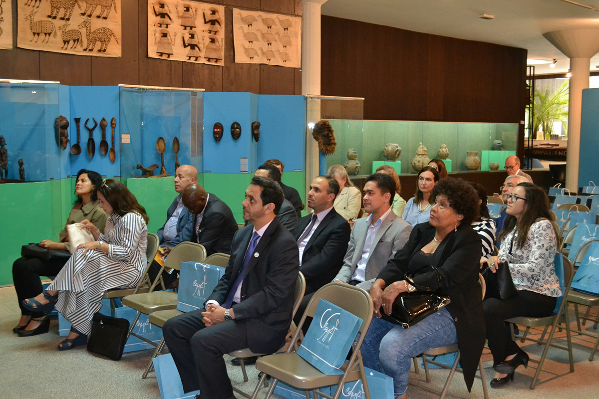 Embassy Of Egypt To Serbia Launch Public Courses In Egyptology