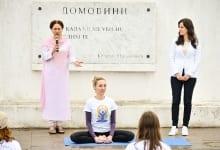 Embassy Of India Marks International Yoga Day