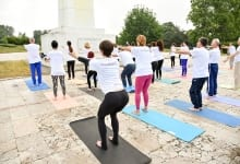 Embassy Of India Marks International Yoga Day