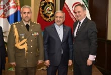 Embassy Of Iran Marks Army Day