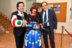 EU Open Doors Day at the Embassy of Italy
