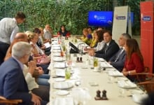 Eurobank Meeting With The Media