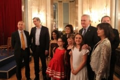 Europe Day Formally Celebrated