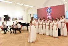 Event Marking The Opening Of The World Cup 2018