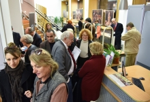Exhibition at the French Institute