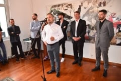 Exhibition at the Swiss Ambassadorial Residence
