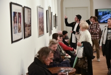 Exhibition Marking 180th Anniversary Of Russian-Serbian Diplomatic Relations