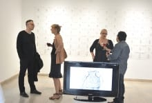 Exhibition Of Canadian Artist Opened In Kolarac Gallery