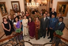 Farewell Reception For Ambassador Chauhan