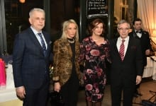 Farewell Reception For Ambassador Jovanovska