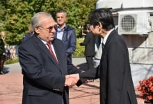 Farewell Reception For Ambassador Of Japan Juichi Takahara
