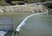 First Dam for Defence Against Packaging Waste