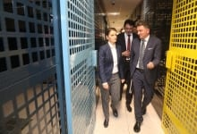 First State Data Centre Opens