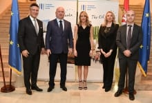 Four Decades Of EIB In Balkans Marked