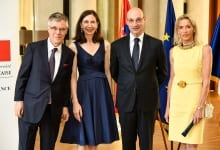 French Embassy Celebrates Bastille Day