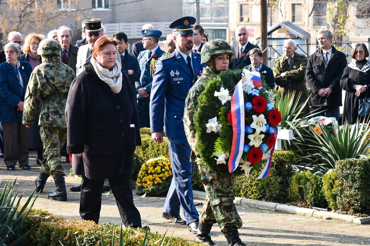 French Embassy Marks Armistice Day - CorD Magazine
