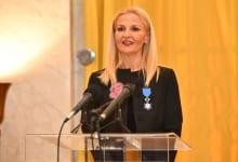 French National Order of Merit for Tanja Miščević
