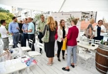 French-Serbian Chamber of Commerce Host Summer Cocktail