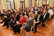 Gala Evening At The Czech Embassy