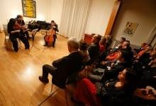 German Ambassadorial Residence Hosts Concert