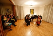 German Ambassadorial Residence Hosts Concert