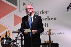 German Unity Day Celebrated