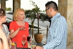 Greek Networking Coctail