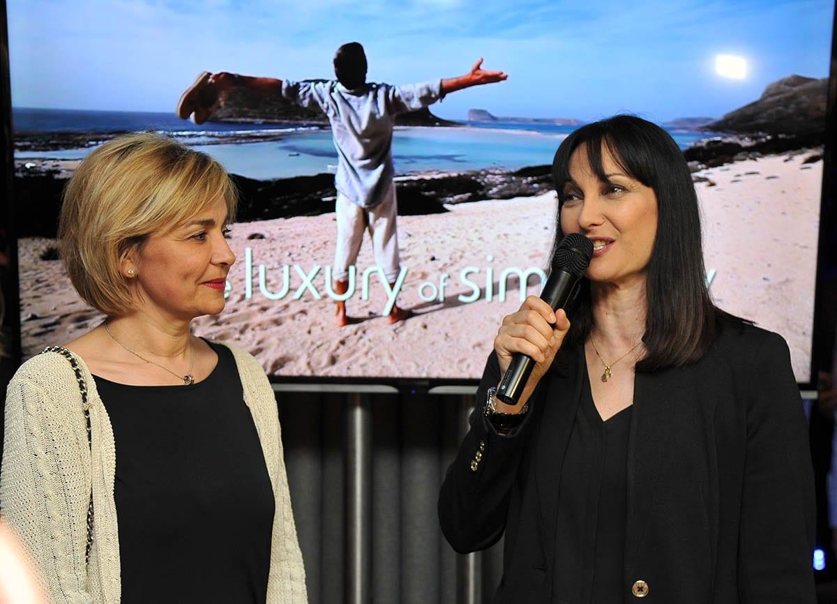 Greek Tourism Minister Elena Kountoura Visits Belgrade e62f737ede2