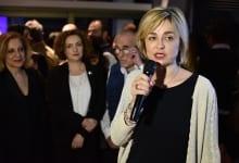 Greek Tourism Minister Elena Kountoura Visits Belgrade