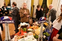 Guilde Internationale des Fromagers add members from Serbia