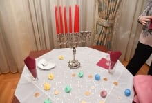 Hanukkah Candle-lighting Gathering