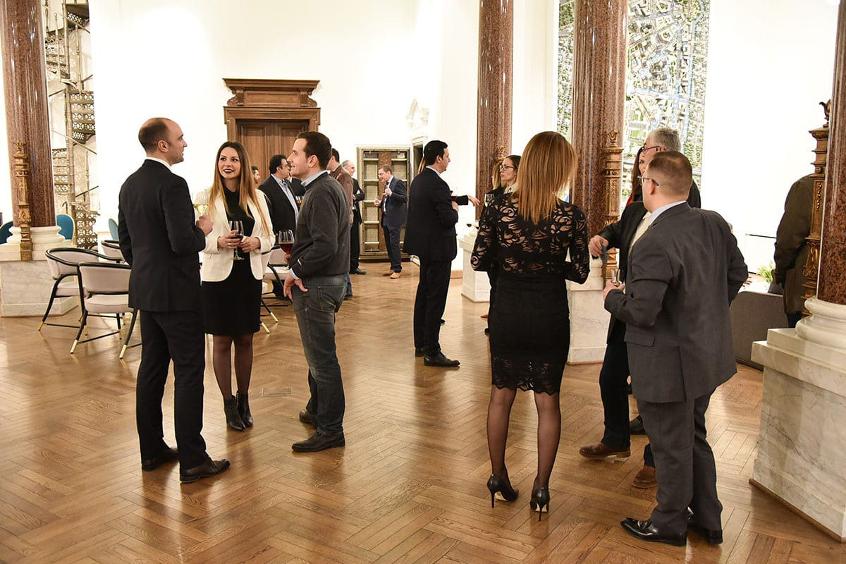 HBA And Belgrade Waterfront Business Reception