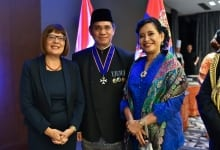 Indonesian Independence Day Marked