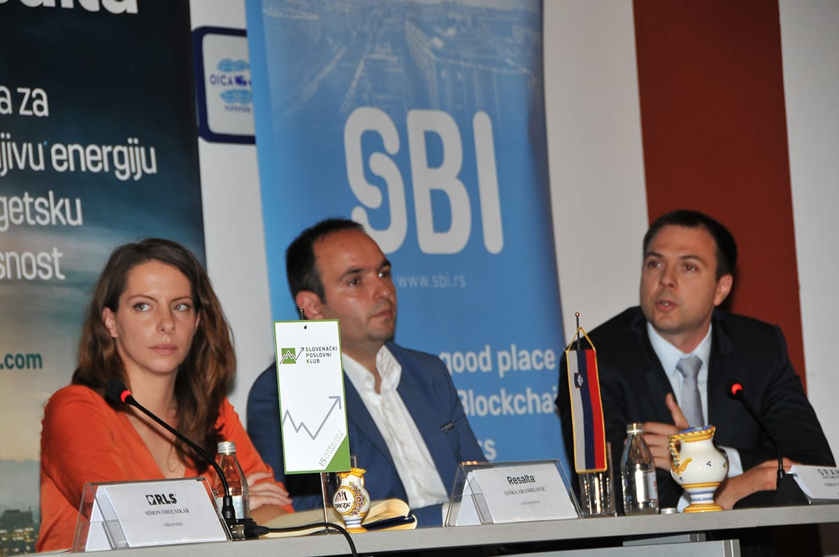 Industry 4.0 Slovenia-Serbia Digital Transformation Of The Economyy