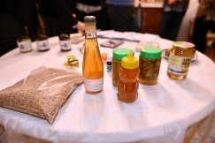 Initiative 'Food for Tomorrow' presented at the Swedish residence