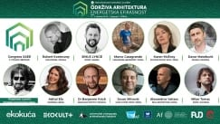 Speakers at the International Sustainable Architecture Congress - Energy Efficiency