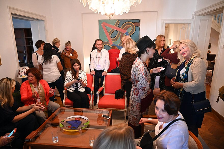 International-Women's-Club-Gathering-At-The-Swedish-Residence-3