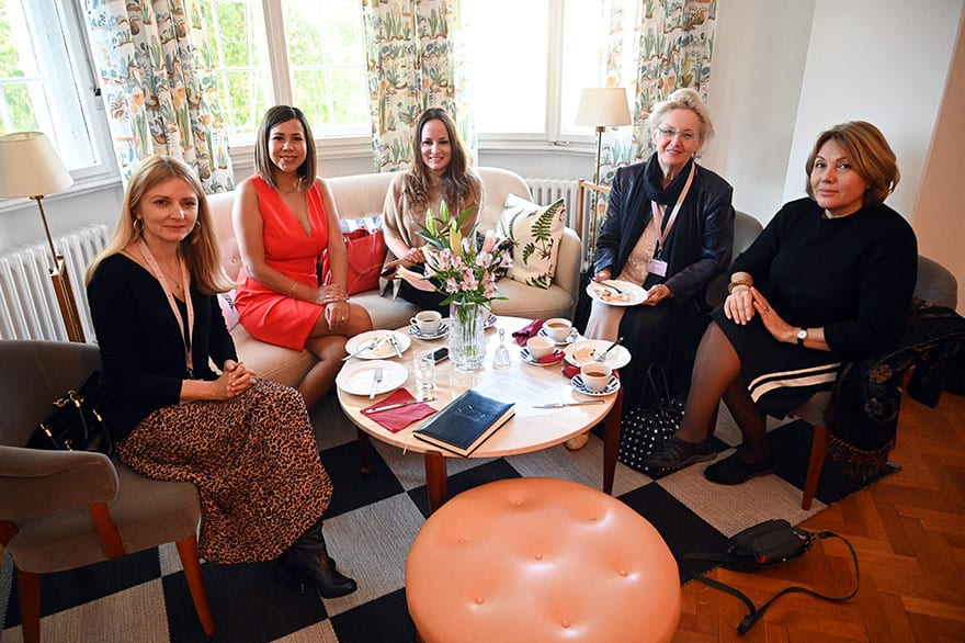 International-Women's-Club-Gathering-At-The-Swedish-Residence-9