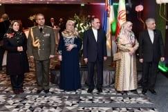 Iranian embassy marks 40th anniversary of Islamic Revolution