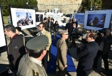 Italian Armed Forces Day Commemorated